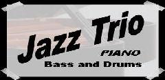 Songsculptor's Jazz Trio Instrumentals