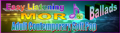 Easy Listening MOR Adult Contemporary Songs